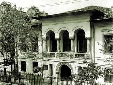 Dissescu Mansion